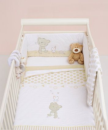 Mothercare Bear & Friends Bedding and Accessories Collection