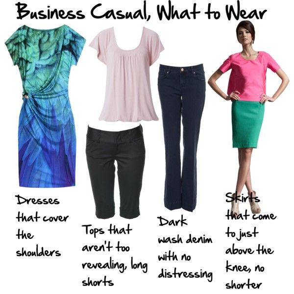 Business Casual What To Wear