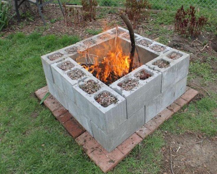 17 meilleures id es propos de blocs de b ton sur for Bloc beton jardin