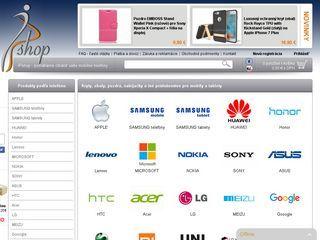 iPshop - príslušenstvo pre mobilné telefóny