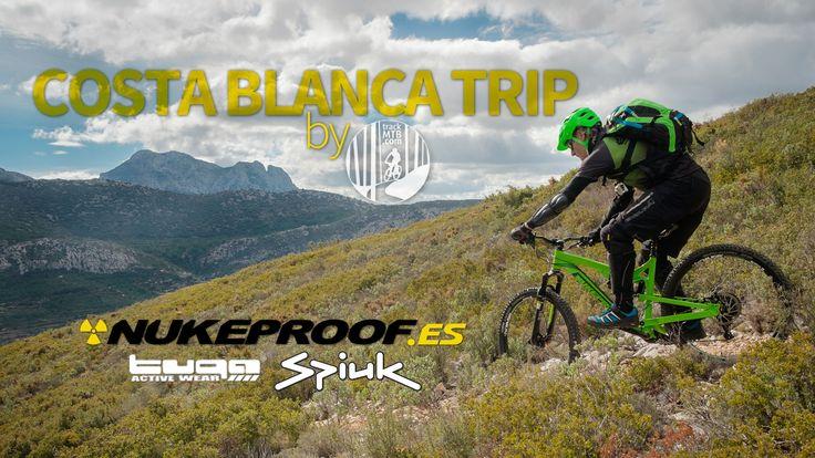 Costa Blanca trip by TrackMTB