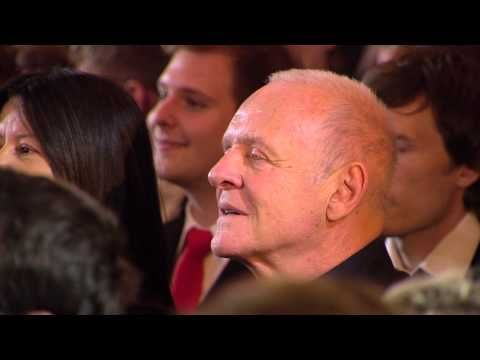 André Rieu - And The Waltz Goes On  |  Sir Anthony Hopkins Hears The Waltz He Wrote 50 Years Ago For The First Time