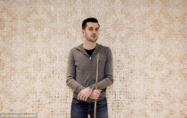 Mark Selby has a reputation as one of the most mentally tough players in snooker
