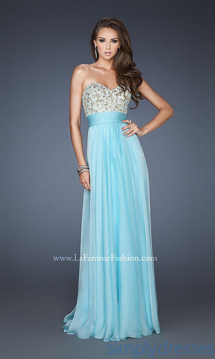 47 best Prom Dresses Inspirations | www.weddingyuki.com images on ...