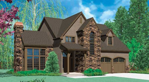Hudson house plan plan number bhg 2552 stories 2 total for Hudson home designs