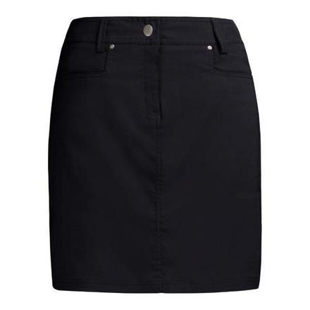 Skort | Nivo Canadian English Skort  Made in our lightweight and stretch Cool Touch fabric, this skort will keep you cool and dry all day. It comes in a variety of colors to mix and match throughout the Nivo collection. With this sleek little item you can easily transition from the golf course to dinner and drinks.