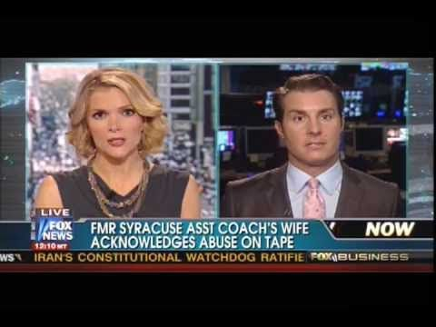 Bernie Fine Fired by Syracuse University: Mike Bako on Fox News Live with Megyn Kelly