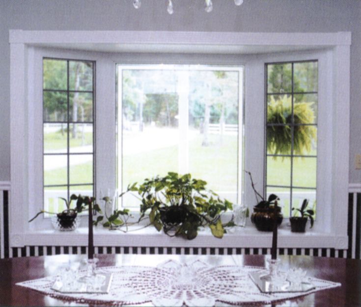 Delightful House Windows | Window Types: Bay Windows.....Lifetime Home  Improvement Providing Free ... | House Windows U0026 Doors | Pinterest | Bow  Windows, House Windows ...