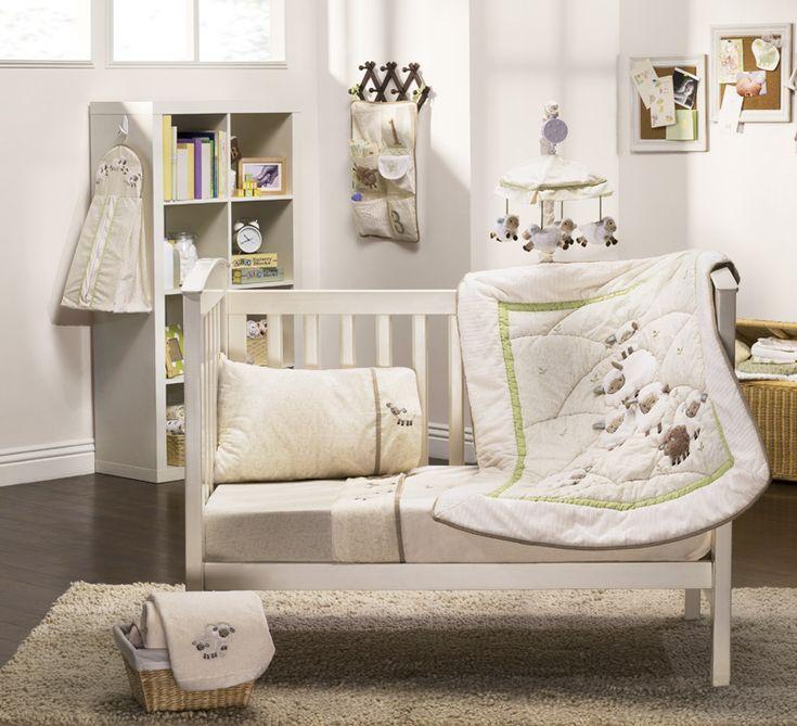 Sheep Theme Baby Room Google Search Crib Bedding Boy
