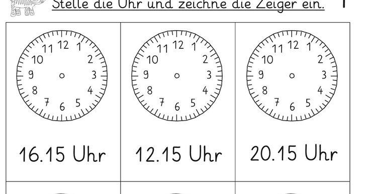 hier jetzt die zweite Tageshälfte LG Gille Schrift: Grundschrift Will Software Bild: www.bilder-gARTen.ch Uhren: www.worksheet ...