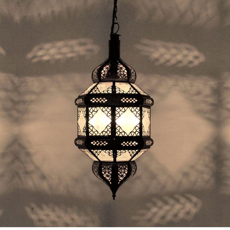 Orientalische Laterne Marokkanische Lampe Hngeleuchte Arabische Titia