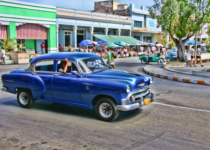 Holguin City, Cuba: A wonderful city, one that will stay with me forever.