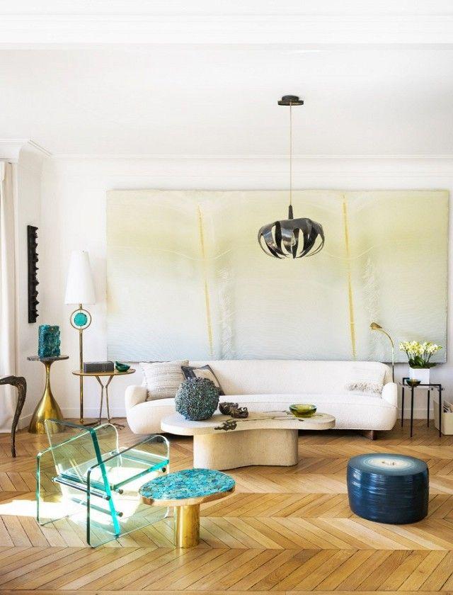 Tour a Designeru0027s Opulent Home in Paris