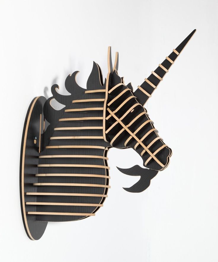 unicorn head, Wooden puzzle, room decoration item for sale! rudy1919@gmail.com,