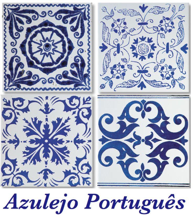 Tá na moda e na decoração: azulejo português!