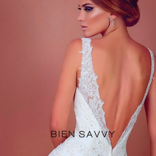 I am a Woman in Love: 6 Gorgeous Details from Bien Savvy's 2015 Bridal Collection Love Me Forever