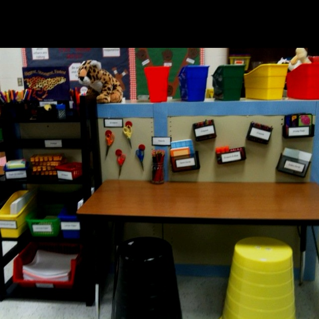 Writing Center for Daily 5 - Saddle up for Second Grade