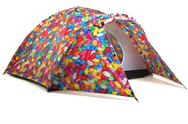Bang Bang - Hansel & Gretel Solar Powered Tent from The Stylish Camping Company