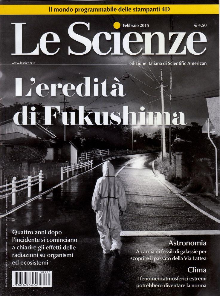 Un'immagine che su Fukushima ha fatto storia. Questo mese è sulla cover de Le Scienze.   http://www.glendacinquegrana.com/it/2013/02/pierpaolo-mittica-fukushima-no-go-zone/