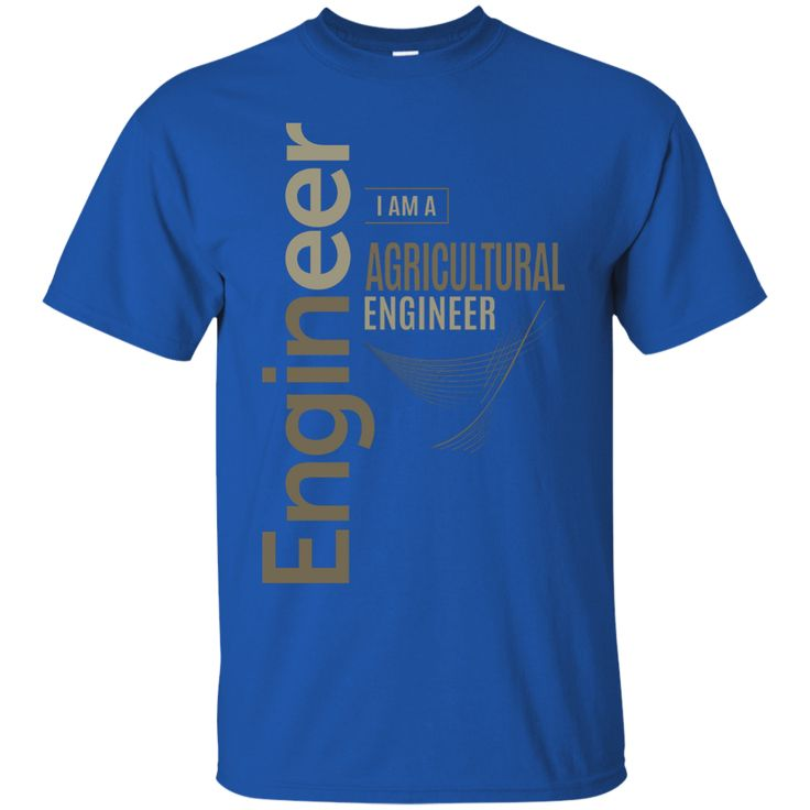 Agricultural Engineer T-Shirt