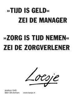 Loesje Zorg