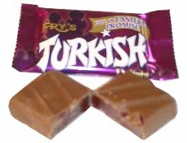 Candy - Frys Turkish Delight, 51g