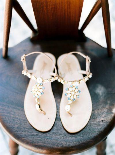 Summer sandals: http://www.stylemepretty.com/destination-weddings/2014/12/17/backyard-summer-wedding-in-portugal/ | Photography: Branco Prata - http://www.brancoprata.com/