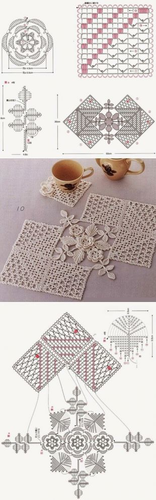 15 best Diademas en crochet images on Pinterest | Breien, Chrochet ...
