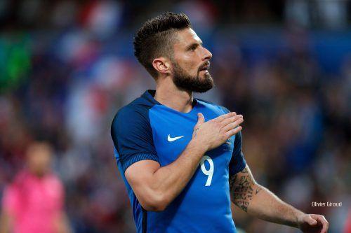 Olivier Giroud France Football Squad 2016 Wallpaper #euro2016