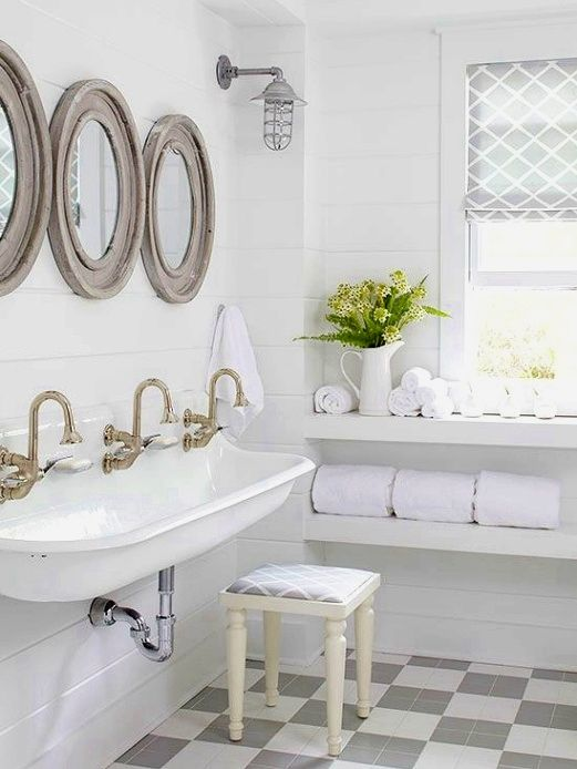 Bathroom decoration guide; The simplest way to plan for any interior
