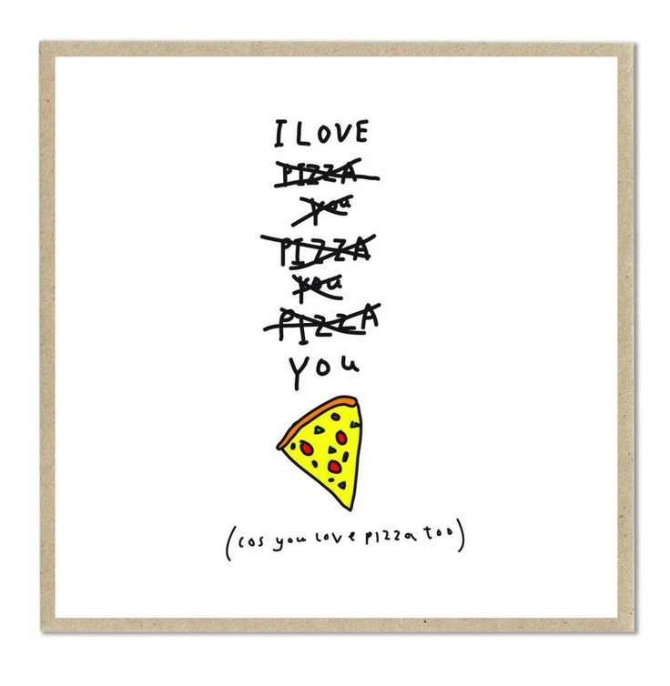 Pizza Love Quotes Custom 84 Best Pizza Images On Pinterest  Ha Ha Fun Things And Funny Stuff