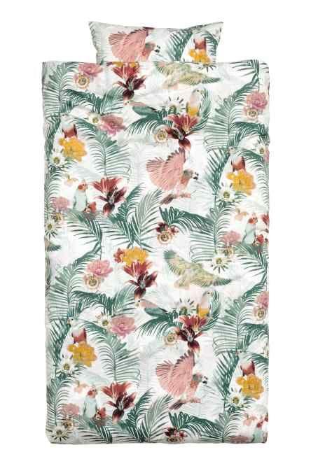 Les 25 meilleures id es de la cat gorie couette floral sur pinterest literie de fille - Parure de lit fleurie ...