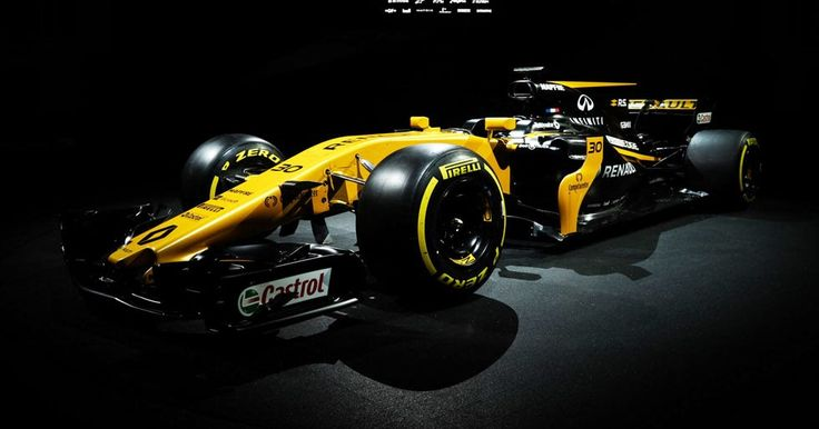 Renault Sport Places Its F1 Hope In All-New RS17 #F1 #Motorsport