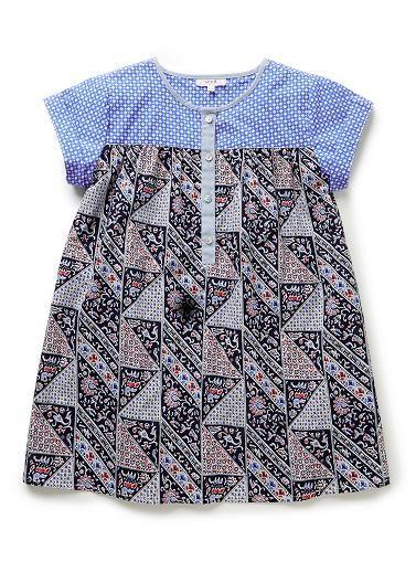 Girls Dresses & Tunics | Vintage Folk Dress | Seed Heritage
