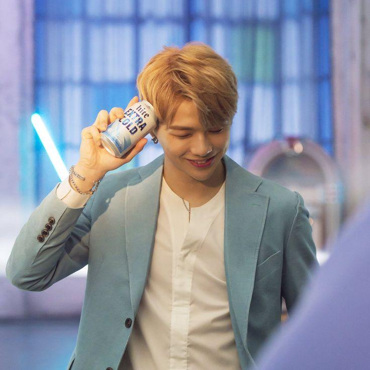Hite Beer CF Wanna One Kang Daniel