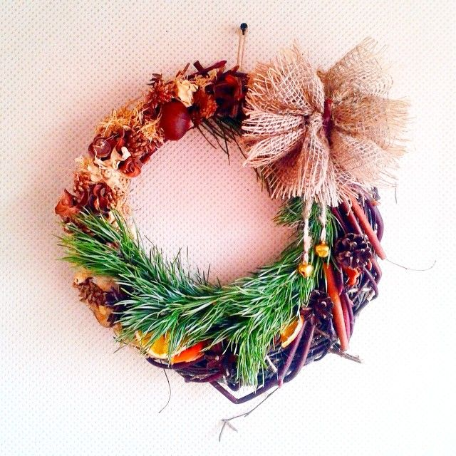 wreath by FF