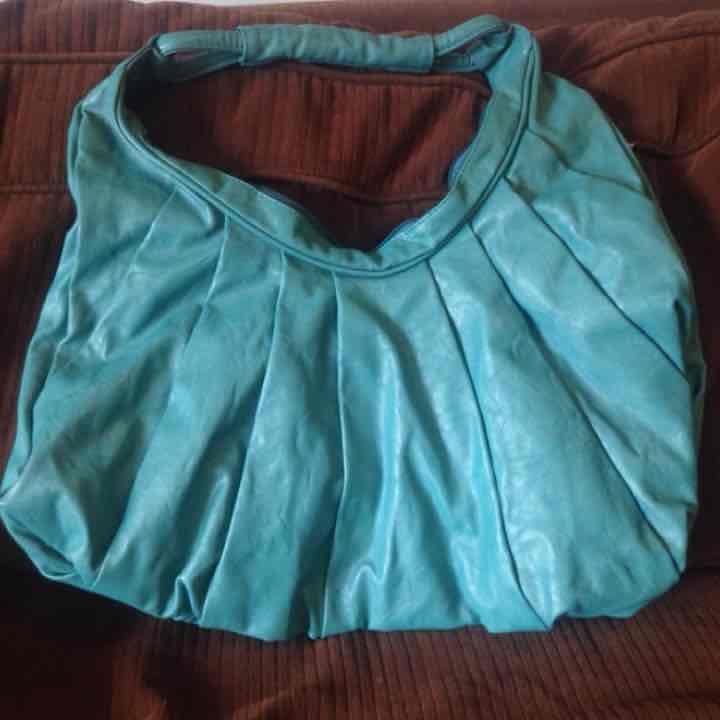 BOHO teal purse - Mercari: Anyone can buy & sell