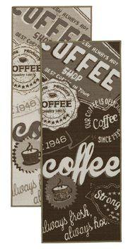 Teppe FRYTLE 65x160cm kaffe ass. | JYSK