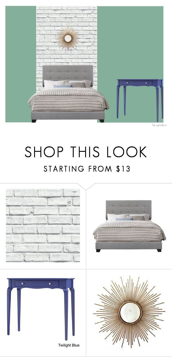 """quarto"" by anaunderground on Polyvore featuring interior, interiors, interior design, casa, home decor, interior decorating, Inspire Q e Two's Company"