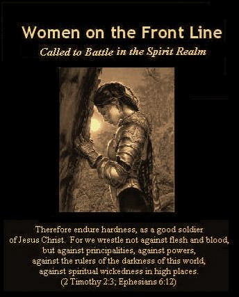 """Women as Prayer Warriors...putting on the """"whole armor of God""""  / Ephesians 6:13-18 / Truth . Righteousness . The Gospel of Peace . shield of Faith . helmet of Salavation . sword of the Holy Spirit (the Word of God)"""