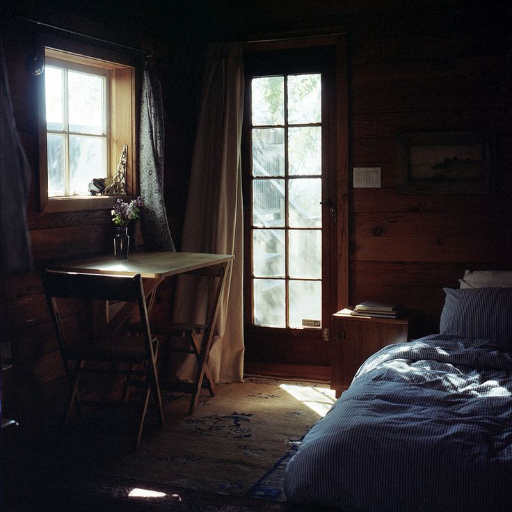 cabin: Favorite Places, Dream, Interiors, Cabin Bedrooms, House, Space, Woods