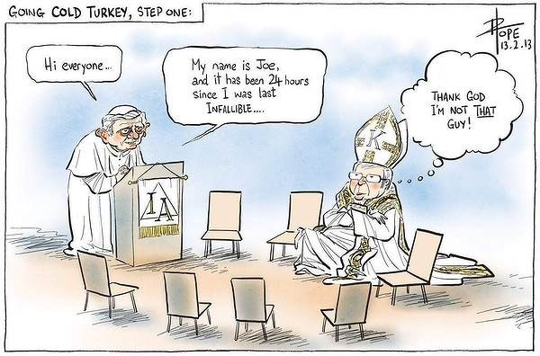 David Pope in the Canberra Times