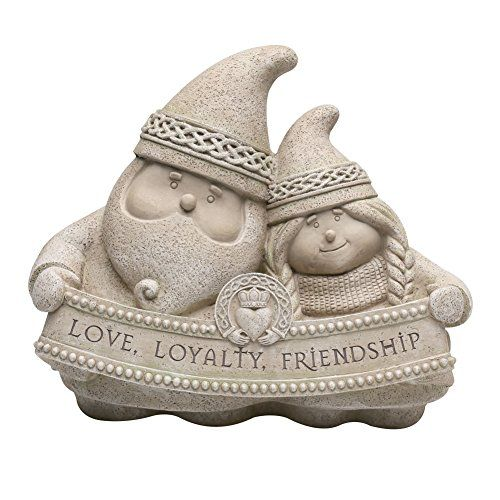 Outdoor Décor-Grasslands Road Dublin Court Celtic Gnome Love Loyalty Friendship 472760 >>> Details can be found by clicking on the image.