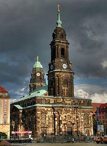 Kreuzkirche, Dresden
