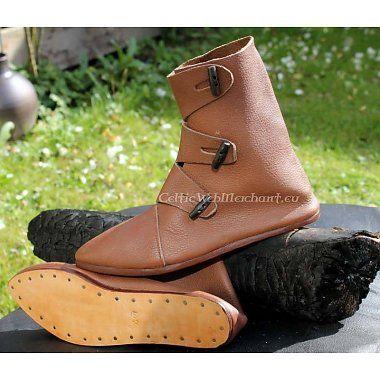 Viking boots Jorvik