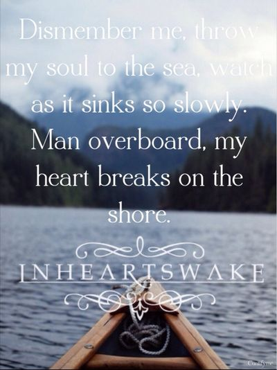 In Hearts Wake - LORELEY (The Lovers)