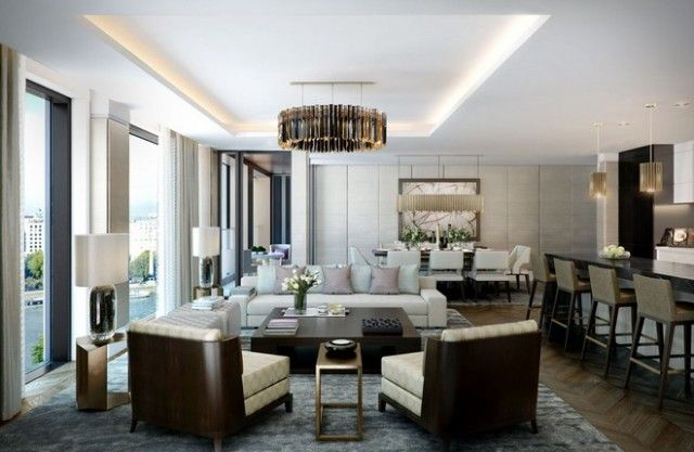 Top 5 Interior Design Projects by GRID Architects | London Design Agenda