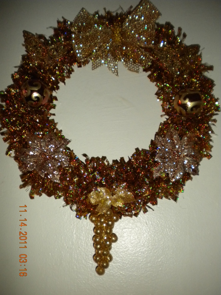 Another one from the Shimmering Gold, Copper, and Bronze Collection !!!!