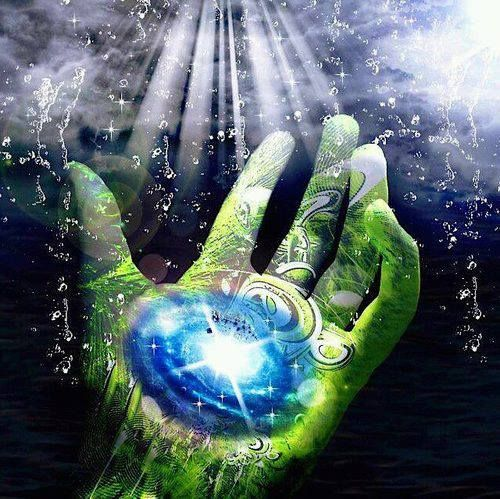 """The moment we realize that the Universe is in our hands,we'll understand that """"good"""" or """"bad"""" doesn't exist. Only moments of learning and celebrating. Being in control of our mind and emotions everything falls into place.:"""