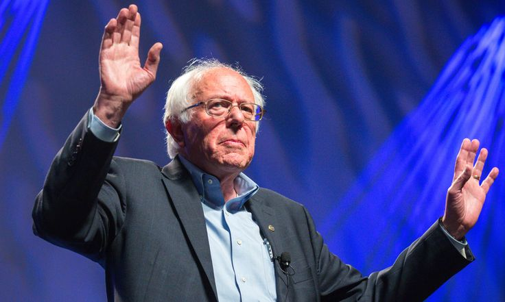 Bernie Sanders: structural racism needs to end for economic justice to succeed
